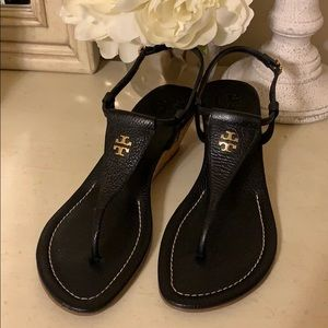 Tory Burch wedge sandal *No trade please*